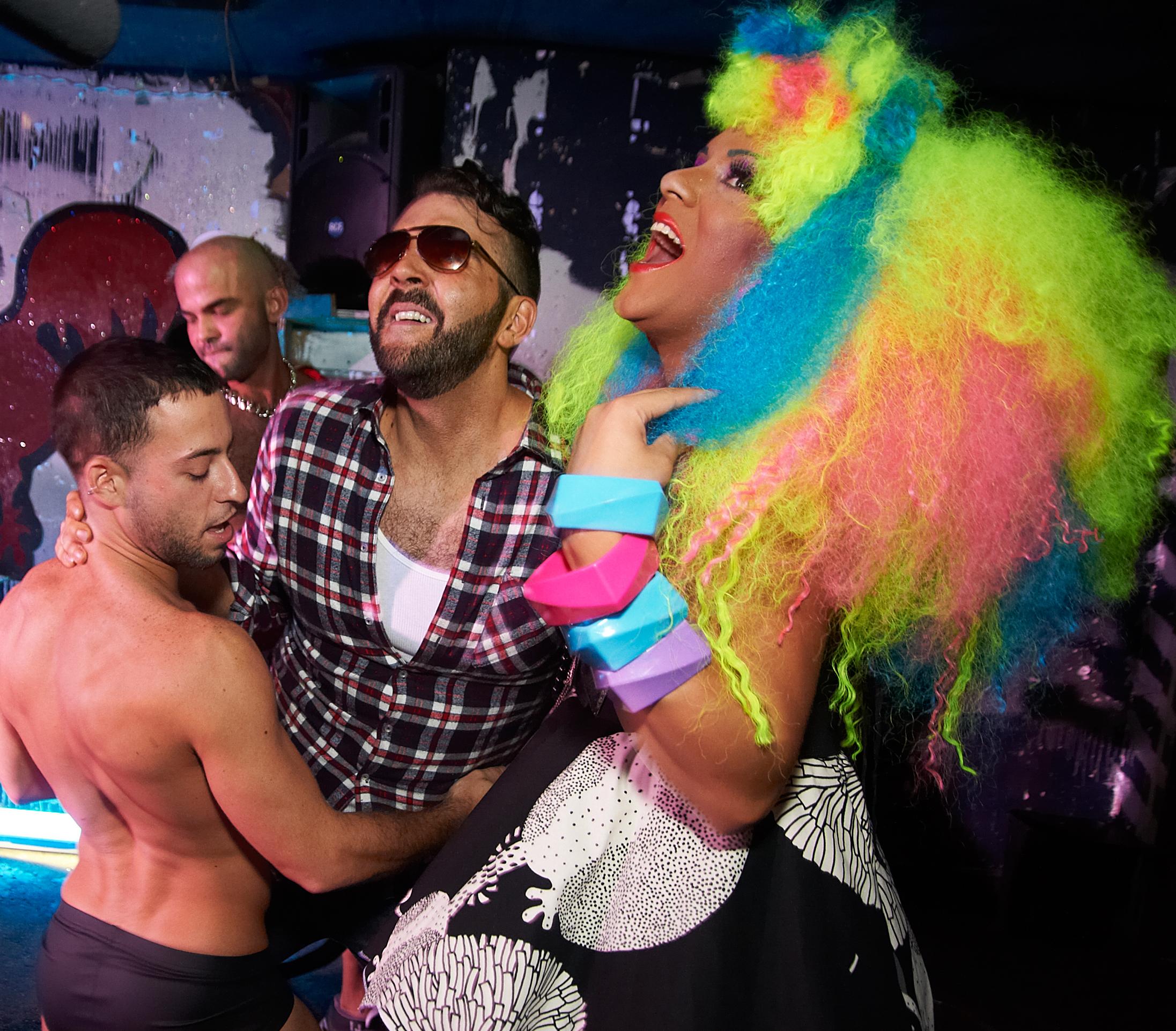 Gay clubs ma gloryhole