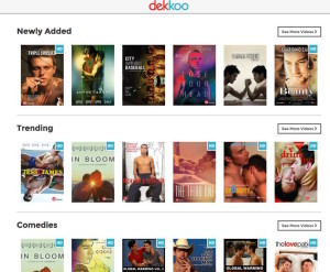 dekko gay apple tv app
