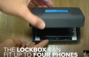 smartphone-lockbox