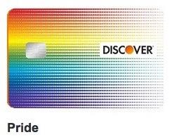 Gay credit card